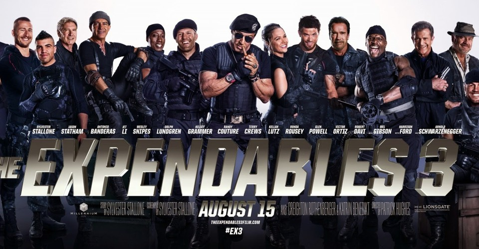 Ranking The Cast Of The Expendables 3 By Box Office Height And