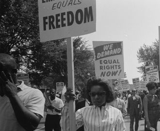 how did the usa civil right The civil rights movement was largest social movement of the 20th century in the  united states it influenced the modern women's rights movement and the.