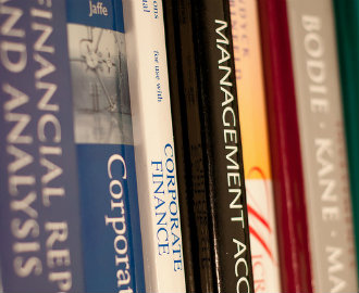 Books on business, to study before going to college?