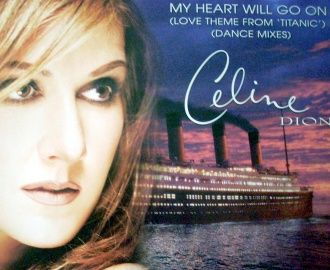 Lyrics for My Heart Will Go On by Celine Dion - Songfacts