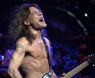 Colon Eruption Stay Strong Eddie Van Halen The Atlantic