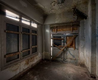 Linda Vista: The Ruins of an Abandoned Los Angeles Hospital
