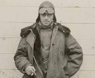 What America Looked Like 1920s Airmail Pilot Suited Up In