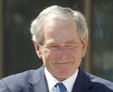 george w bush thesis George bush 9 11 speech essays and research papers george bush 9/11 speech in 2001, george w bush gave a speech to congress after thesis: the world trade.