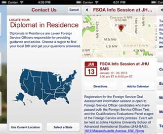 Want to Join the Foreign Service? There's an App for That