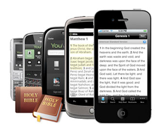 Bible Book For Mobile