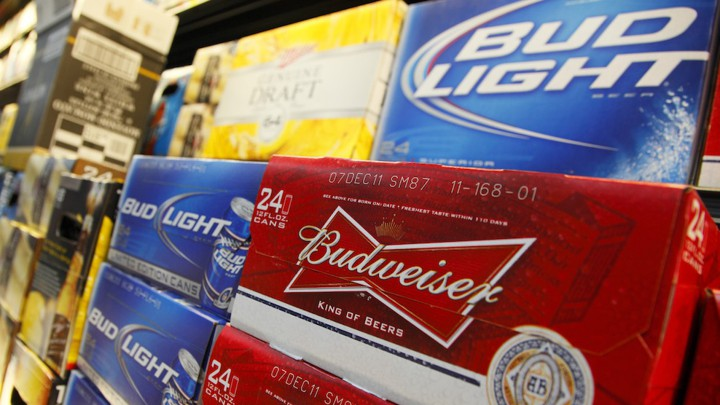 Budweiser Has Been Sued 3 Times for Watering Down All Those
