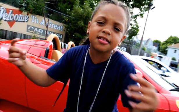 9-Year-Old Rapper Lil Poopy Has Been Disowned