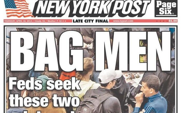 Boston's Falsely Tabloided 'Bag Men' Are Suing the New York Post for Libel