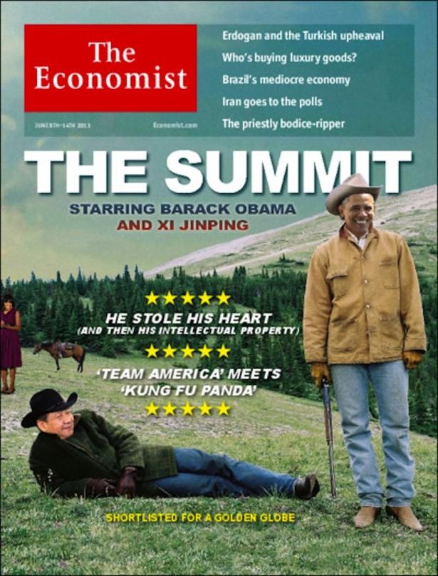 The Economist S Brokeback Mountain Cover Amp Prism Won T