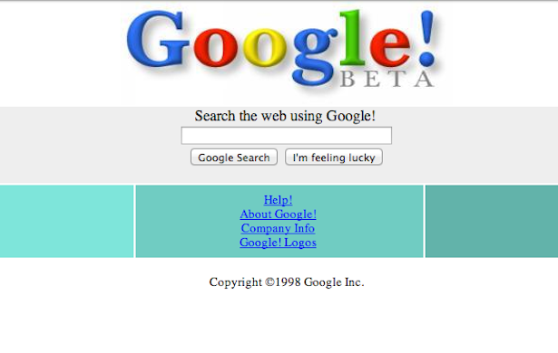What the web looked like before google the atlantic most popular sciox Gallery