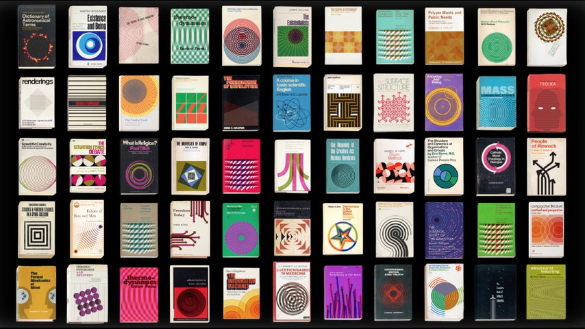 Animated Vintage Book Covers from the 20th Century - The Atlantic