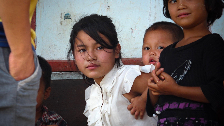 Burmese Teen In Action - Porno Photo-4657