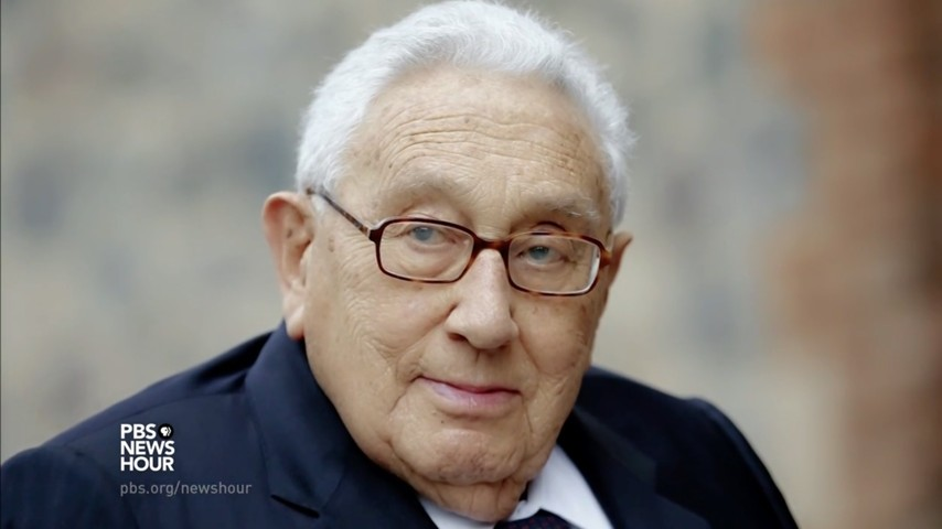Marvelous A Conversation About Henry Kissinger And Americau0027s Role In The World   The  Atlantic   The Atlantic