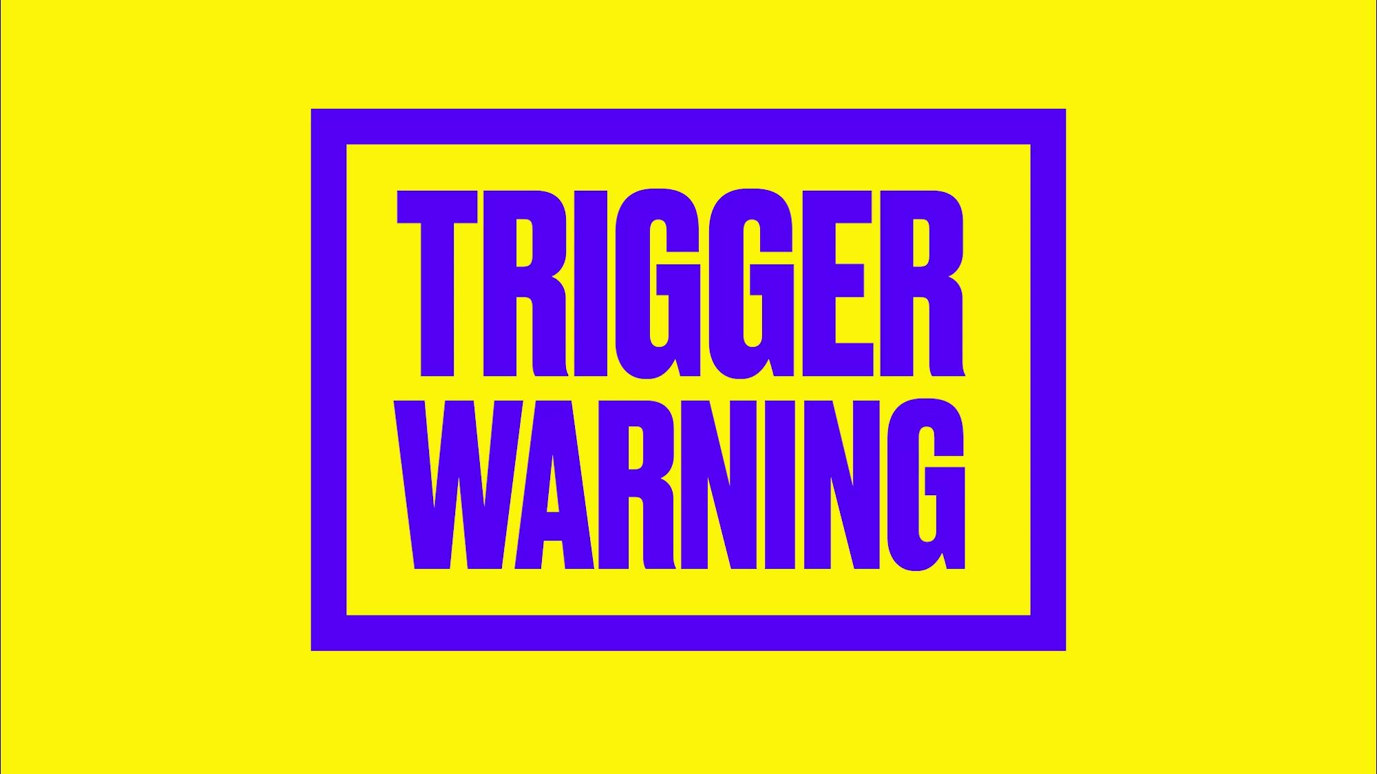 Do Trigger Warnings Work? - The Atlantic