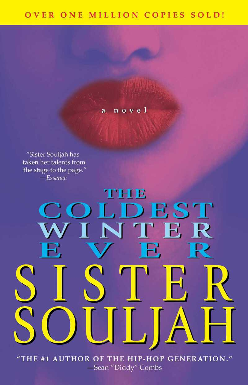 Book cover of The Coldest Winter Ever by Sister Souljah