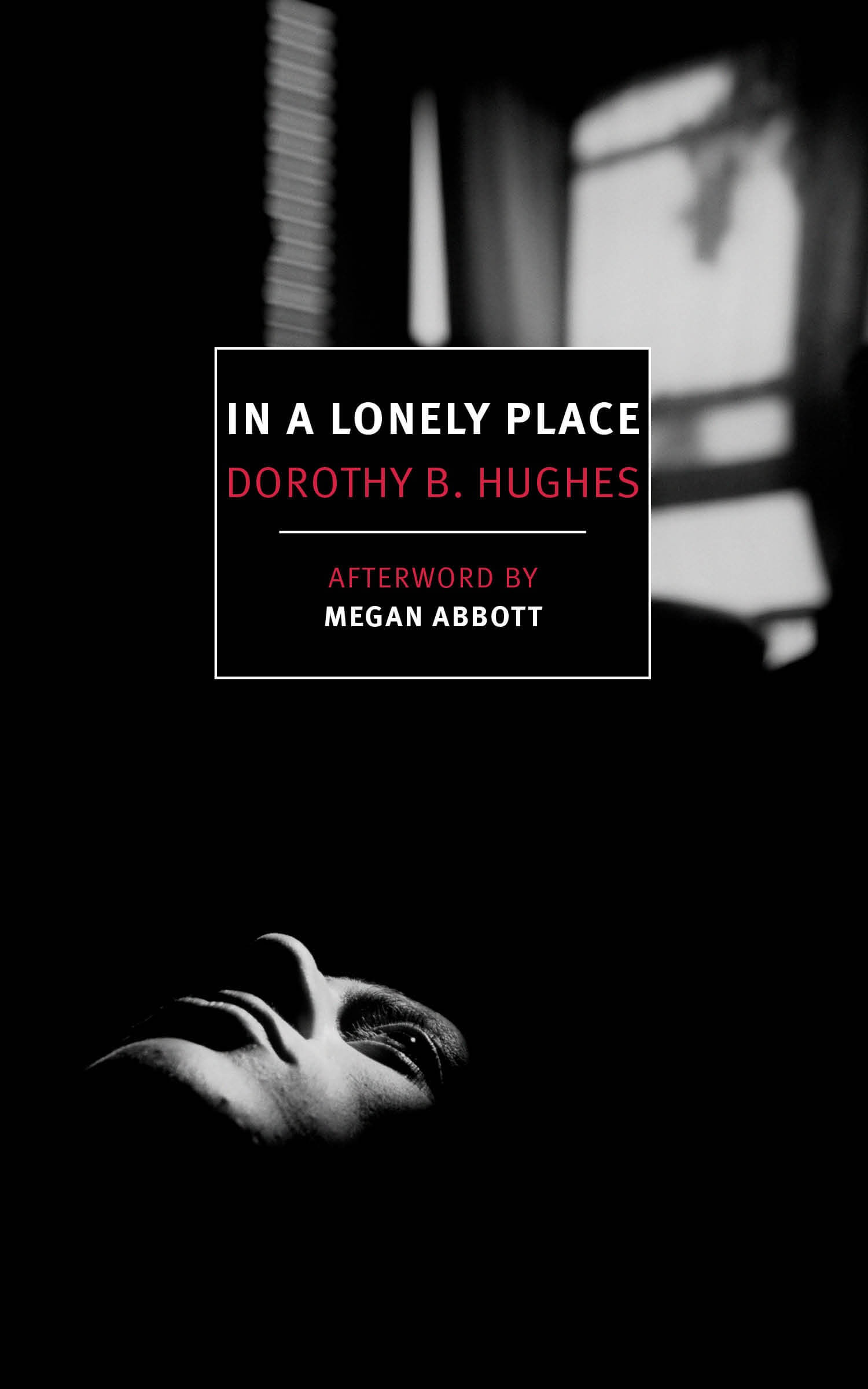 Book cover of In a Lonely Place by Dorothy B. Hughes