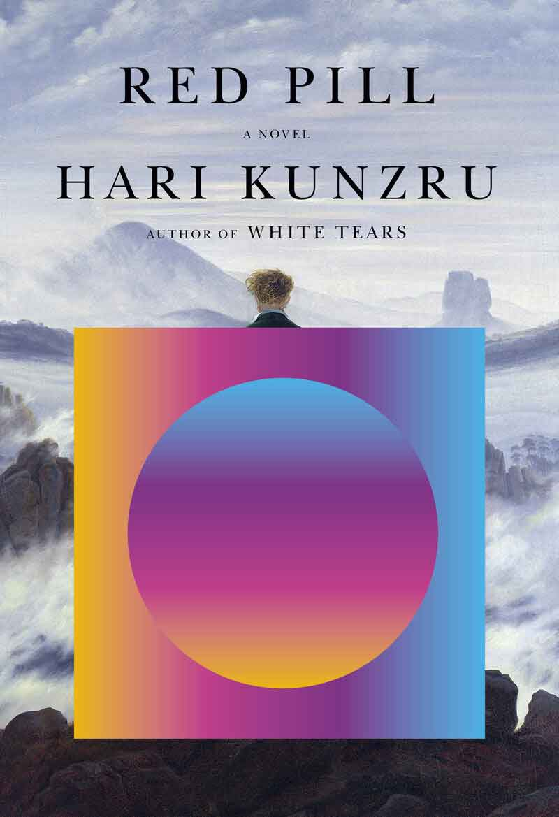 Book cover of Red Pill by Hari Kunzru