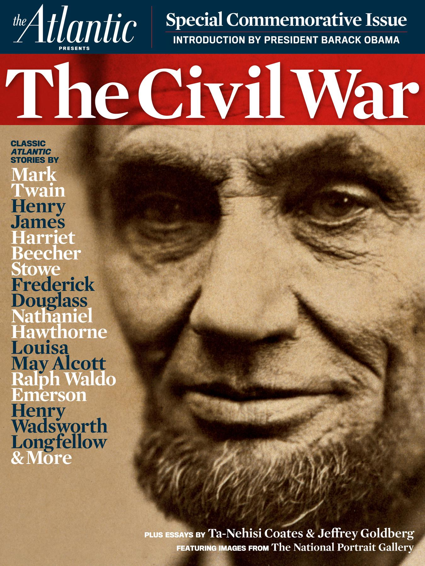 Civil War issue cover