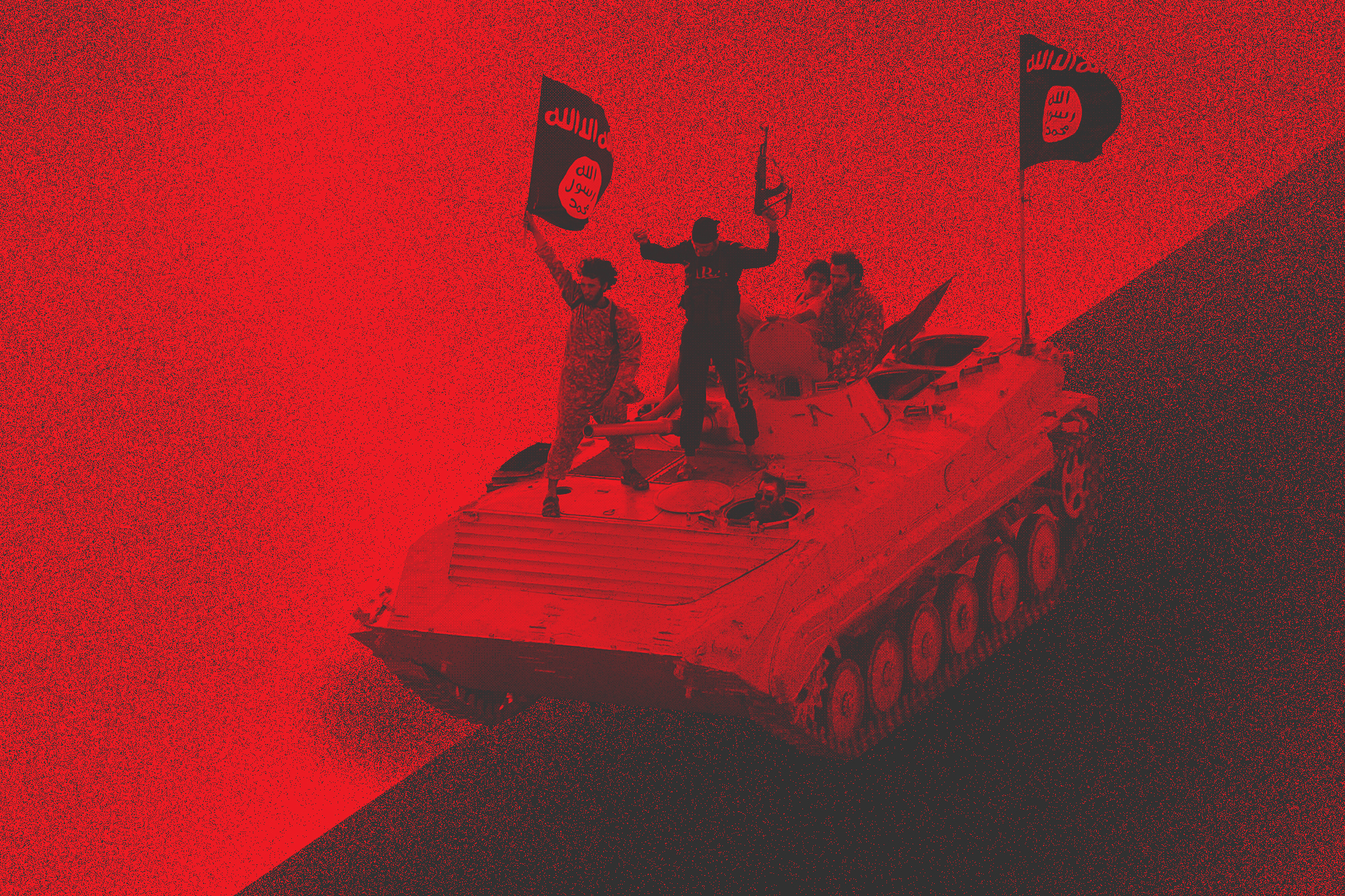 How ISIS Spread in Syria and Iraq—and How to Stop It   The Atlantic