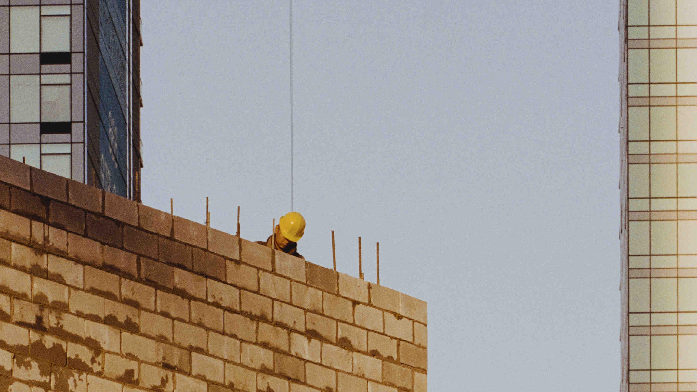 Construction Worker Shot Glass World/'s Most Average Construction Worker
