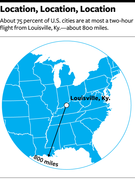 The one map that explains louisvilles economy the atlantic national journal ccuart Choice Image