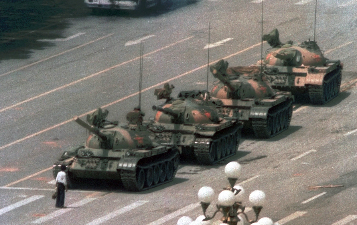 Tiananmen Square, Then and Now - The Atlantic
