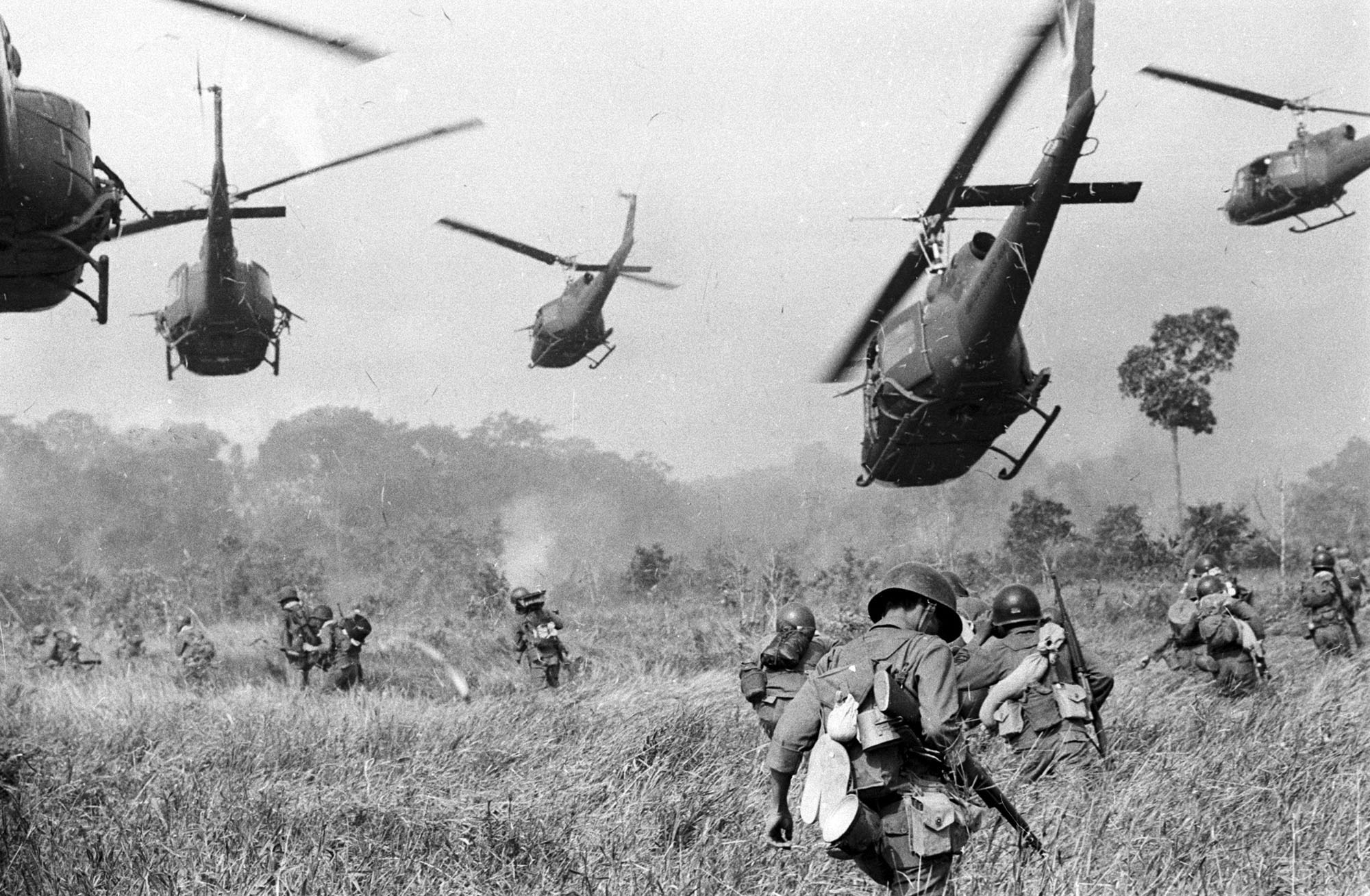 The Vietnam War, Part I: Early Years and Escalation - The Atlantic