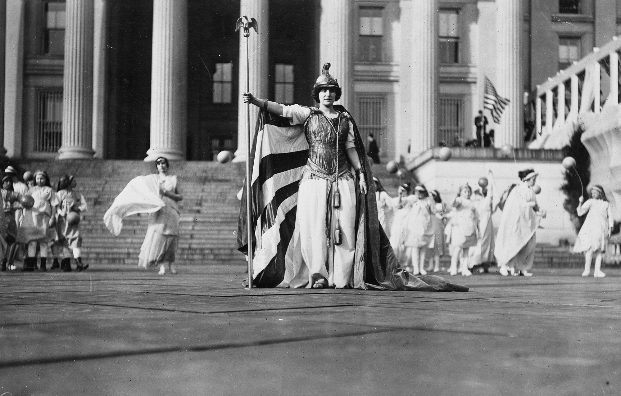 The 1913 Women's Suffrage Parade - The Atlantic