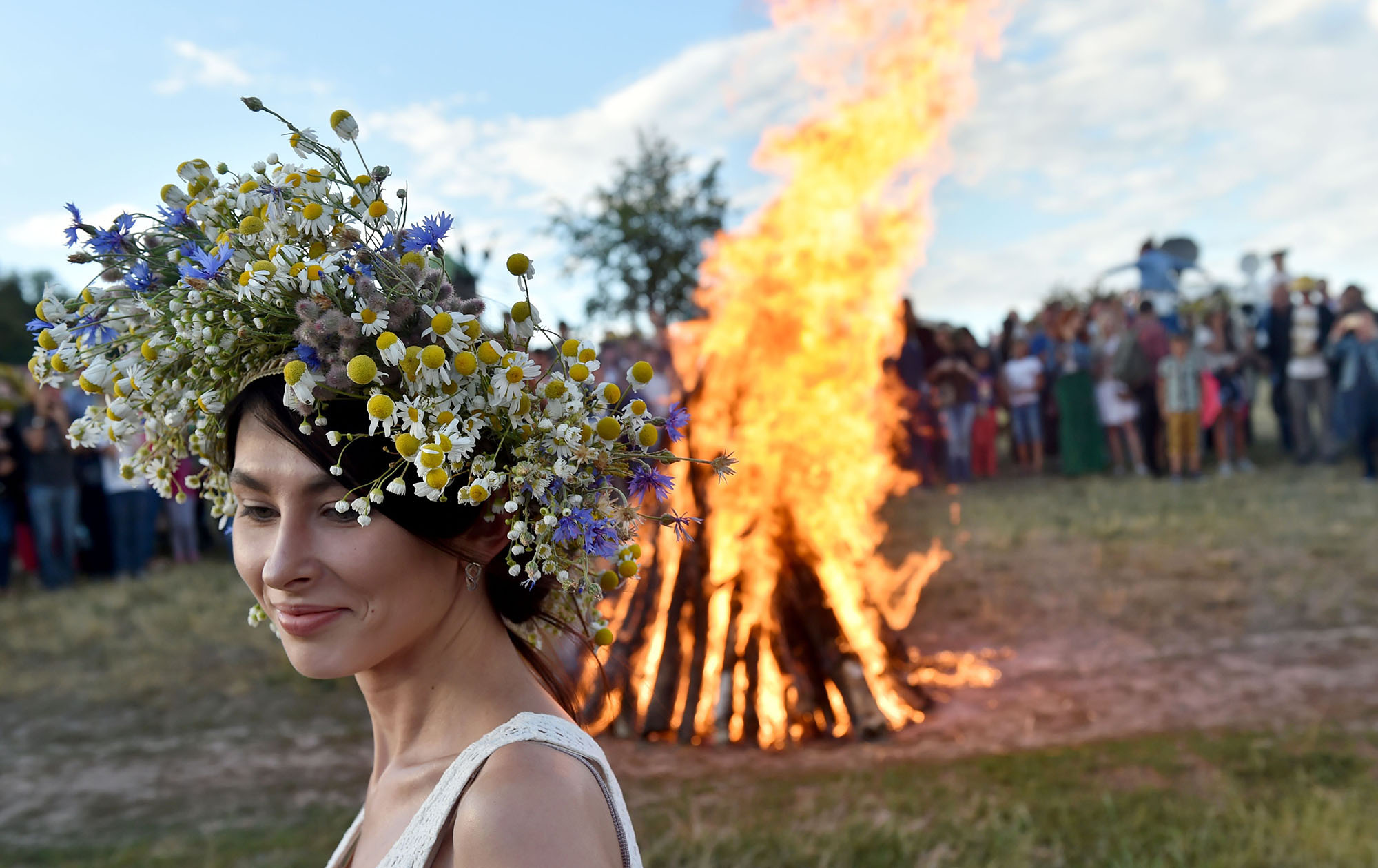Images From Ivan Kupala Night - The Atlantic