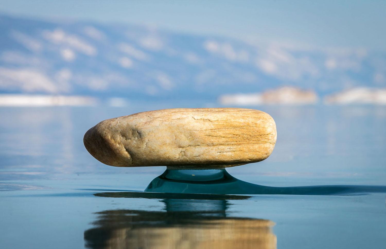 Lake Baikal Ice Formations In Photos The Atlantic