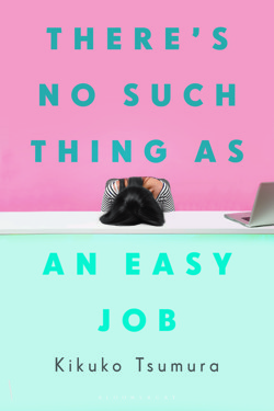 book cover of 'There's No Such Thing as an Easy Job'