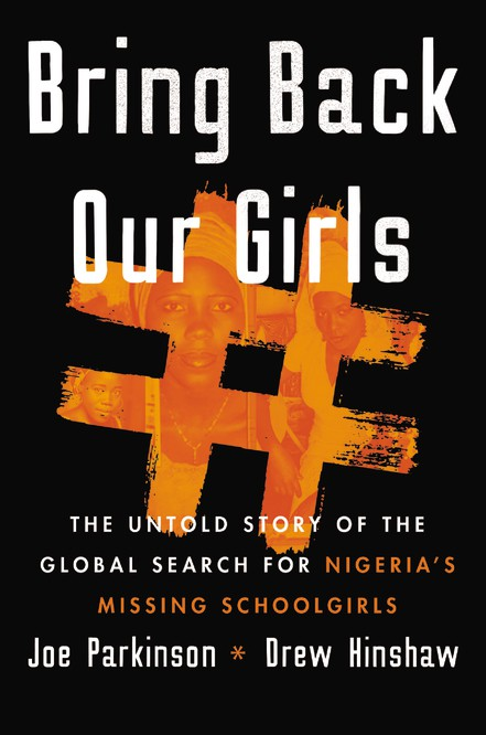 The cover jacket of Bring Back Our Girls