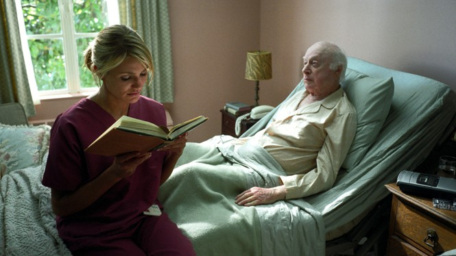 """Still from """"In Her Shoes"""""""