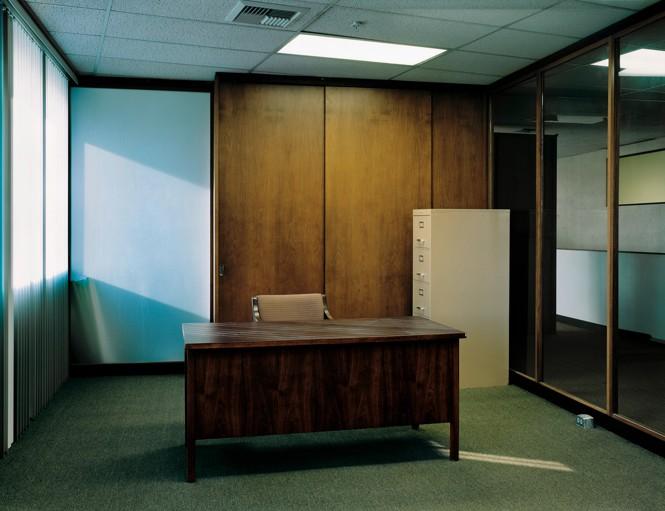 An empty office