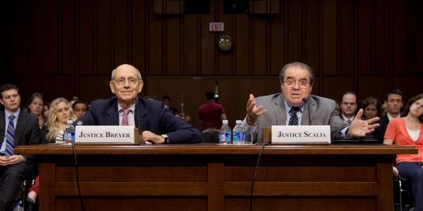 Breyer scalia - Evan Vucci AP - banner.jpg