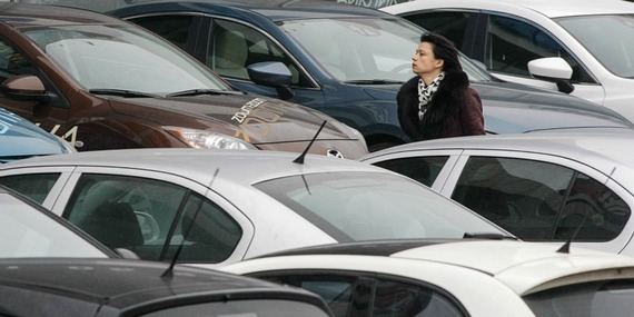 800 woman car price.jpg