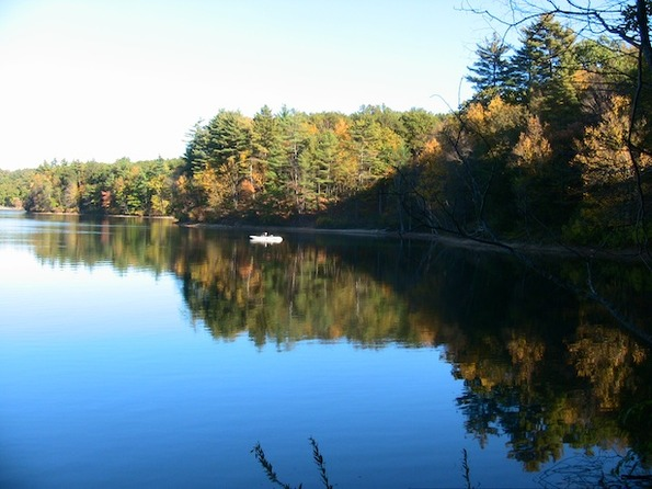 autumn tints solitary boater.jpg