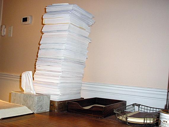 nova paper stack desk.jpg