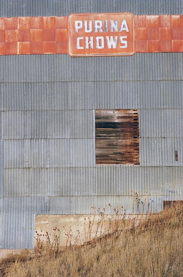 Grain elevator, Newell, SD.JPG