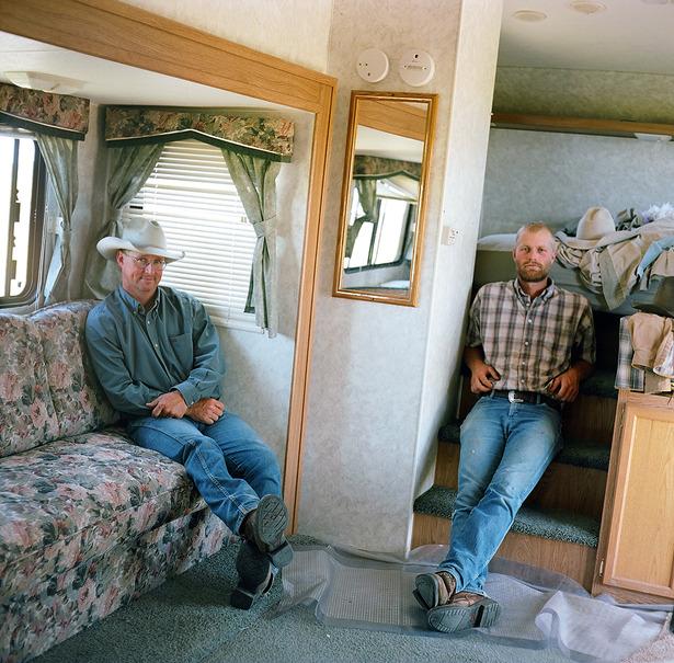 Jim Howell and Brandon Dalton, Horse Creek, SD.JPG