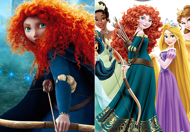 princess merida before after.jpg