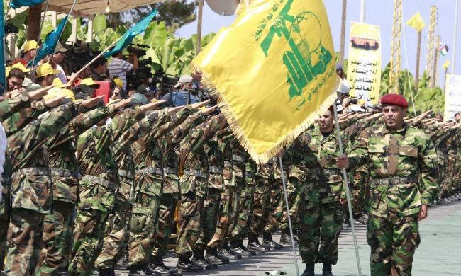 Hezb militants banner 23423.jpg