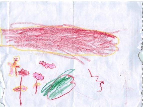 Syrian child drawing.Kanawati.jpg