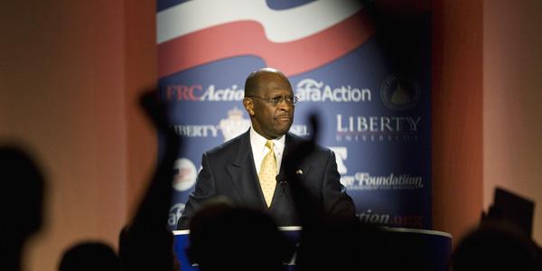 Herman Cain 1 - Jonathan Ernst Reuters - banner.jpg