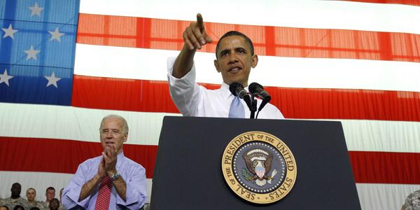 Obama addressing troops - Kevin Lamarque Reuters - banner.jpg