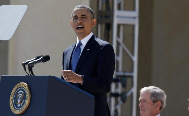ObamaBushLibrary.banner.reuters.jpg.jpg