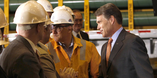Rick Perry shaking hands energy - AP Photo:Keith Srakocic - banner.jpg
