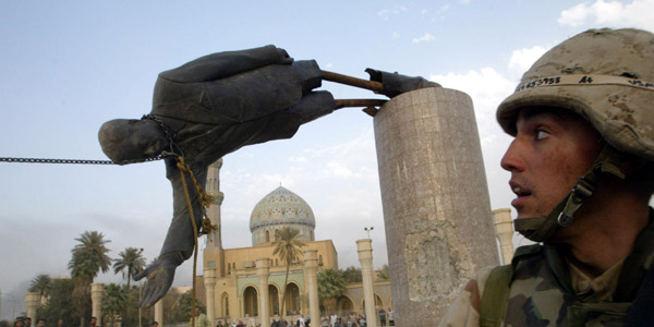 Saddam statue -  REUTERS:Goran Tomasevic - banner.jpg