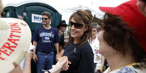 Sarah Palin at Rolling Thunder - AP Photo:Jose Luis Magana - banner.jpg